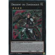 MP17-FR208 Drident du Zoodiaque Secret Rare
