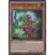 LEDU-EN008 Amazoness Princess Super Rare