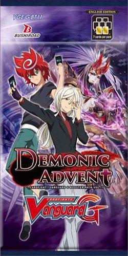 Booster Demonic Advent (G-BT11)