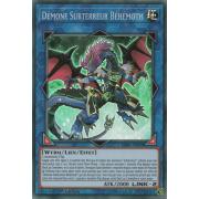 CIBR-FR098 Démone Subterreur Béhémoth Super Rare