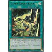 LEDD-ENB12U Cyber Repair Plant Ultra Rare