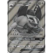 SL04_113/111 Grolem d'Alola GX Hyper Rare