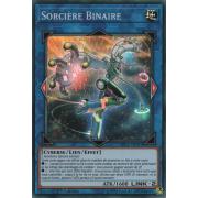 SDCL-FR043 Sorcière Binaire Super Rare