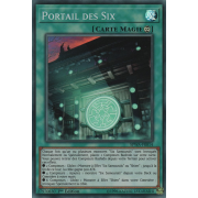 SPWA-FR014 Portail des Six Super Rare