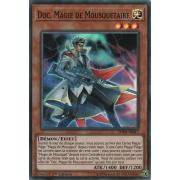 SPWA-FR017 Doc, Magie de Mousquetaire Super Rare