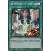 SPWA-FR048 Ascétisme des Six Samouraïs Super Rare
