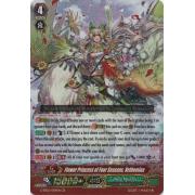 G-EB02/004EN Flower Princess of Four Seasons, Velhemina Generation Rare (GR)