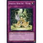SDDL-EN038 Spiritual Wind Art - Miyabi Commune