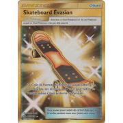 SL05_167/156 Skateboard Évasion Secret Rare