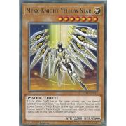 EXFO-EN017 Mekk-Knight Yellow Star Rare
