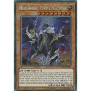 EXFO-EN020 Mekk-Knight Purple Nightfall Secret Rare