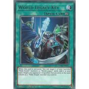 EXFO-EN057 World Legacy Key Rare