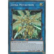 EXFO-EN097 Zefra Metaltron Super Rare