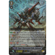 G-EB03/008EN Super Dimensional Robo, Dainexus Triple Rare (RRR)