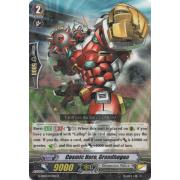 G-EB03/033EN Cosmic Hero, Grandhogan Rare (R)