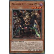 LED2-FR014 Araignée Explosion BM-4 Rare