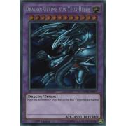 LCKC-FR057 Dragon Ultime aux Yeux Bleus Secret Rare