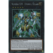 LCKC-FR087 Numéro S39 : Utopie l'Éclair Secret Rare