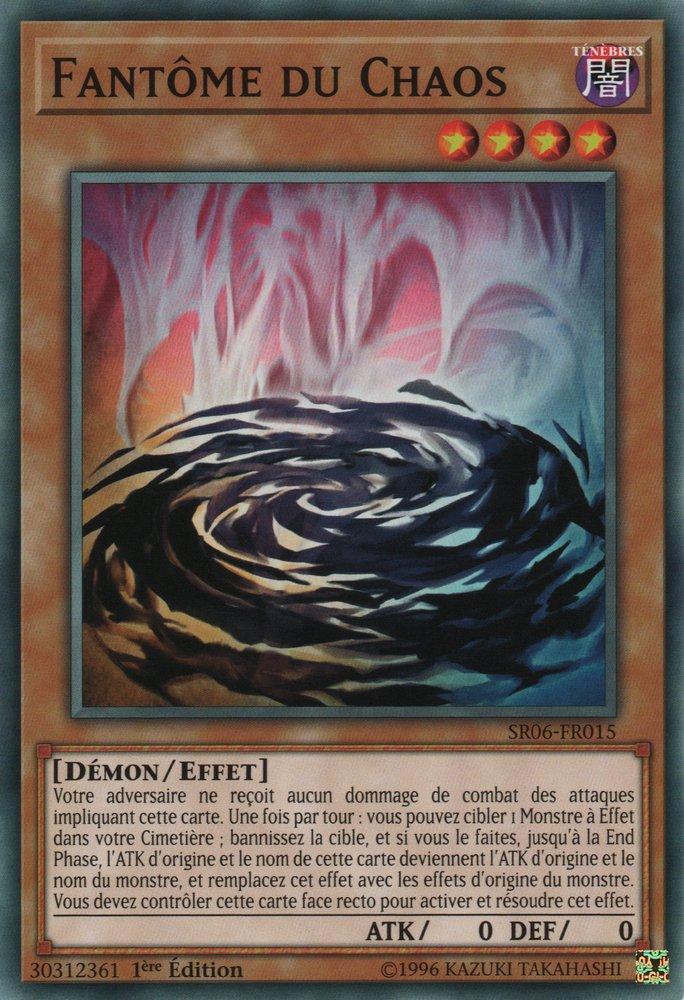 SR06-FR015 Fantôme du Chaos Commune