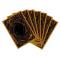 Lot de 10 cartes rares Yu-Gi-Oh anglais