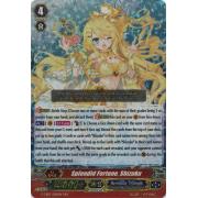 G-CB07/004EN Splendid Fortune, Shizuku Triple Rare (RRR)