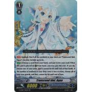 G-CB07/018EN Transcend Idol, Aqua Double Rare (RR)