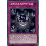 SR06-EN030 Grinning Grave Virus Super Rare