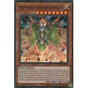 FLOD-FR026 Phosphorage le Seigneur Élémentaire Super Rare
