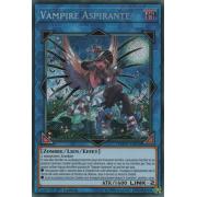 FLOD-FR050 Vampire Aspirante Secret Rare