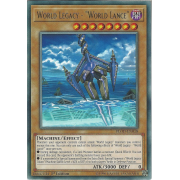 FLOD-EN018 World Legacy - World Lance Rare