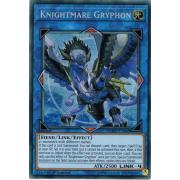 FLOD-EN048 Knightmare Gryphon Secret Rare