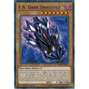 FLOD-EN087 F.A. Dark Dragster Rare