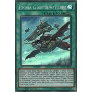 DASA-FR024 Fondora, la Fourtoresse Volante Super Rare