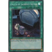 DASA-FR058 Objets de Sacrifice Inutile Super Rare