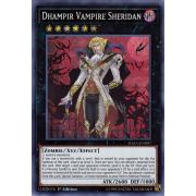DASA-EN007 Dhampir Vampire Sheridan Secret Rare