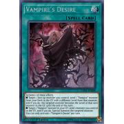DASA-EN008 Vampire's Desire Secret Rare