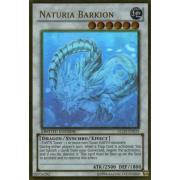 GLD5-EN033 Naturia Barkion Ghost/Gold Rare