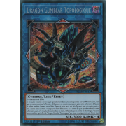BLRR-FR043 Dragon Gumblar Topologique Secret Rare