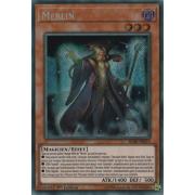BLRR-FR073 Merlin Secret Rare