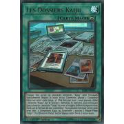 BLRR-FR091 Les Dossiers Kaiju Ultra Rare