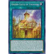 BLRR-EN010 Golden Castle of Stromberg Secret Rare
