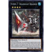 BLRR-EN030 Number 27: Dreadnought Dreadnoid Secret Rare