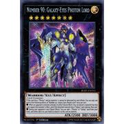BLRR-EN033 Number 90: Galaxy-Eyes Photon Lord Secret Rare