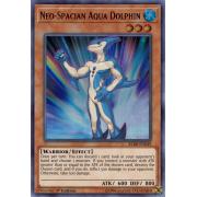 BLRR-EN049 Neo-Spacian Aqua Dolphin Ultra Rare