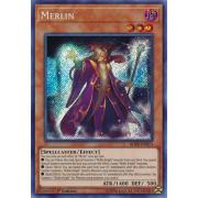 BLRR-EN073 Merlin Secret Rare