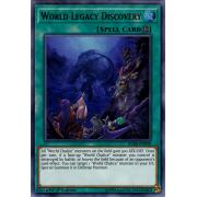 BLRR-EN098 World Legacy Discovery Ultra Rare