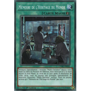 CYHO-FR061 Mémoire de l'Héritage du Monde Commune
