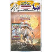 Portfolio + 1 booster Pokémon Soleil et Lune 2 Gardiens Ascendants