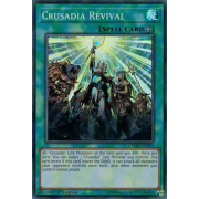 CYHO-EN054 Crusadia Revival Super Rare