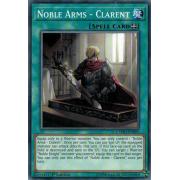 CYHO-EN091 Noble Arms - Clarent Short Print